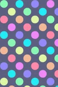 Polka Dot Wallpaper by Cute Dots Iphone Wallpaper Iphone Backgrounds Pinterest