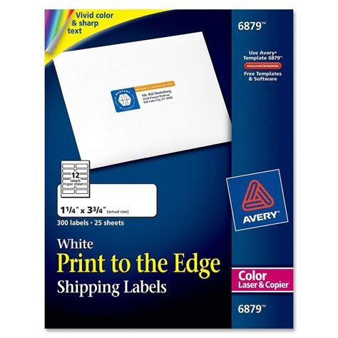 printing address labels on hp printer avery rectangle 3 75 quot x 1 25 quot color printing label for