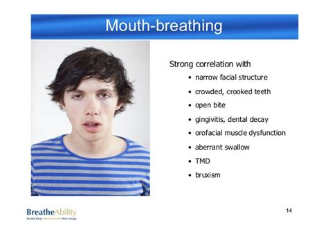 Mouth Breather Meme - dental sleep breathing retraining spreecast tess graham