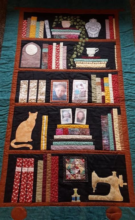 quilt pattern bookcase the bookcase quilt kate higgens quilts