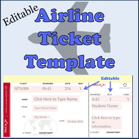 air ticket template best 20 ticket template ideas on ticket