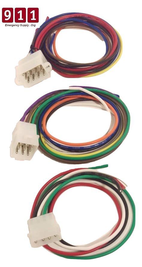 whelen uhf2150a wiring diagram whelen wig wag lights