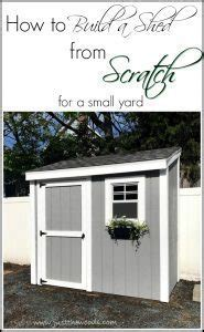 build  shed  scratch    woods