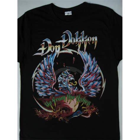 Dokken My Ashes don dokken up from the ashes tour 91 t shirt