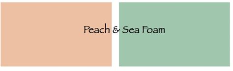colours that go with peach peach the color that s not so innocent color recipes