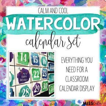 Classroom Calendar Sets Best 25 Classroom Calendar Ideas On