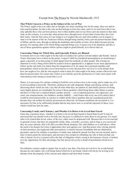 Machiavelli The Prince Essay by Answer Machiavelli Essay Projectdissertation X Fc2