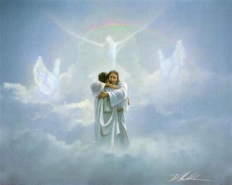 jesus in heaven jesus photo (24738943) fanpop