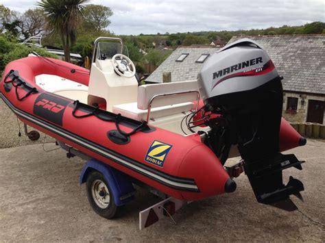 small boat gps uk 2009 zodiac pro 7 rib boat for sale in cornwall in st