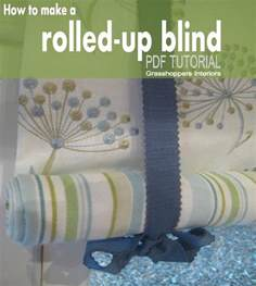 Valance Tutorial How To Make Your Own Stylish Kitchen Blinds With Ease