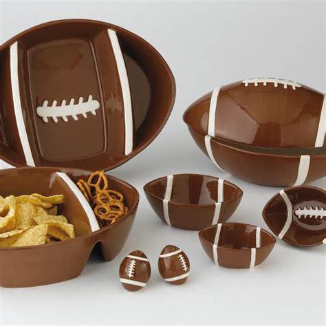 wholesale football ceramic large bowl  lid dii