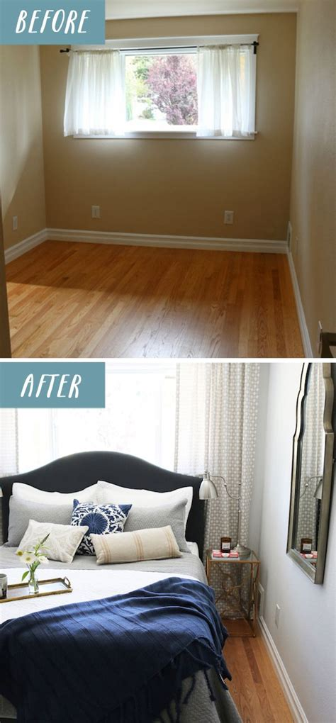 room makeover shows small bedroom makeover before after swans bedrooms