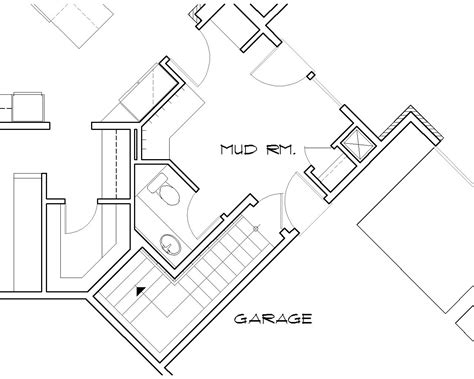 stairs in house plans featured house plan pbh 6774 professional builder house plans