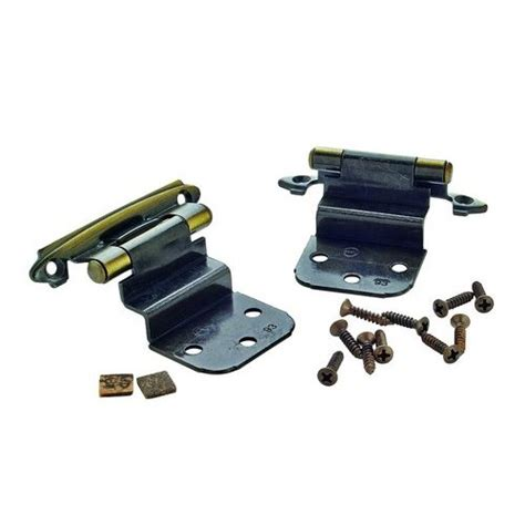 3 8 inch inset cabinet hinges amerock functional hardware 3 8 inch inset hinge 2 1 16