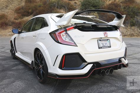 2017 Honda Civic Type R Automatic by 2017 Honda Civic Type R Review Digital Trends