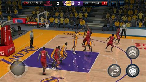 nba for android apk nba live mobile v1 0 6 apk android gapmod appmod