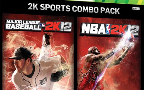 mlb 2k12 2013 roster update xbox 360 mlb nba 2k12 combo pack due out for 69 99 on xbox 360