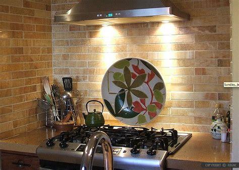 Kitchen Glass Backsplashes by 7 Onyx Subway Backsplash Tile Idea