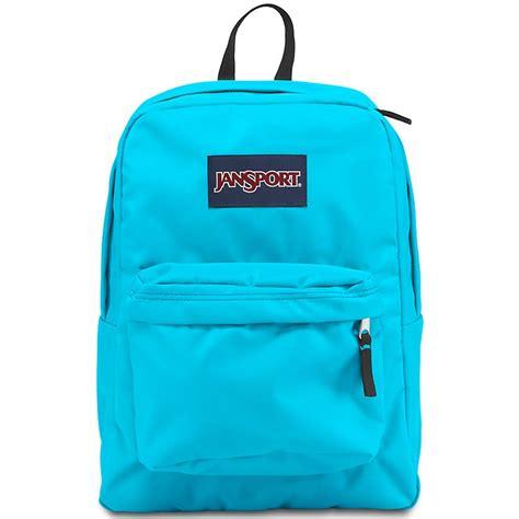 Ransel Bag Jansport Blue jansport superbreak backpack sports