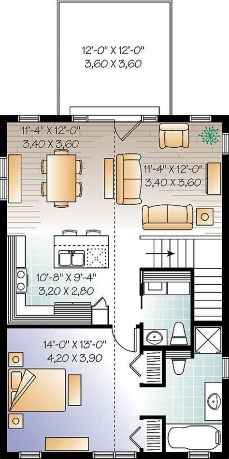 house plan burrard   garage apartment plans