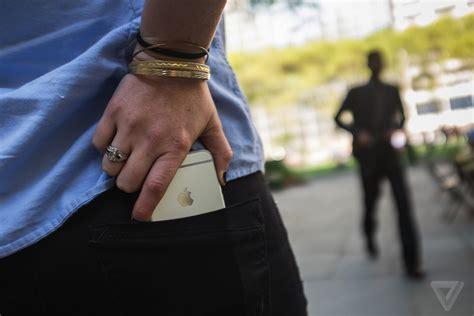 Verus Iphone 6 Plus6s Plus Verge Gold iphone 6 review the verge
