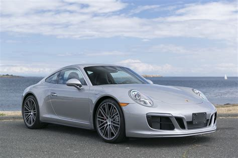 silver porsche carrera 2017 porsche 911 carrera 4s coupe pdk 991 2 silver