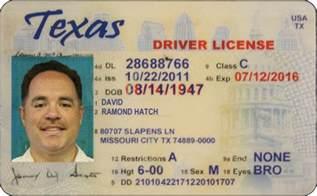 Drivers License Voter Id Requirements Bastrop County Democratic