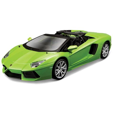 Lamborghini Model Kits Maisto Model Kit Green Lamborghini Aventador Lp 700 4