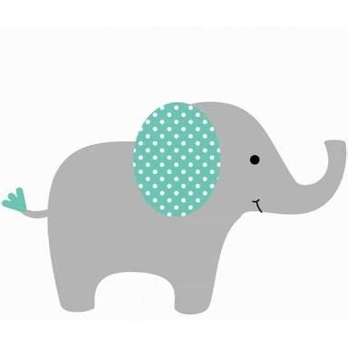 25 best ideas about elephant template on pinterest