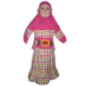 Baju Muslim Plus Anak Jilbab Untuk Anak Anak Baju Muslim Anak Putri Bi0800