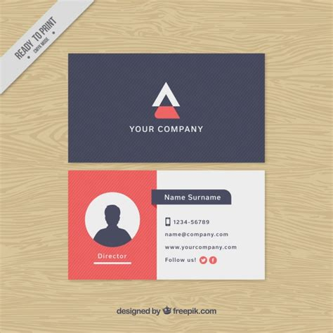 Visit Card Template Ai by Decorative Visiting Card Template Vector Free