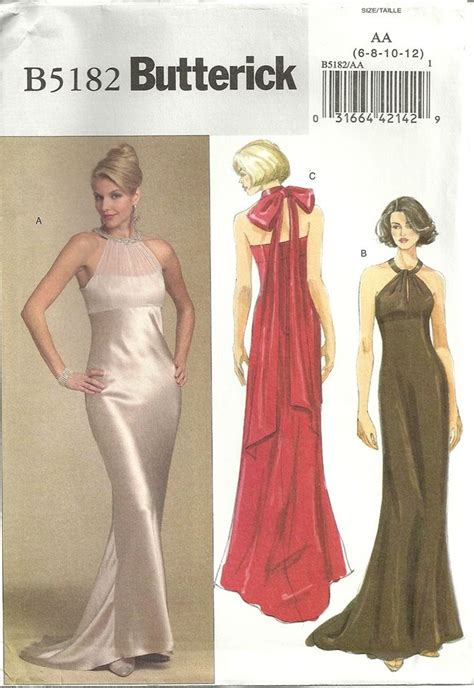 pattern dress formal 17 best images about wedding sewing patterns on pinterest