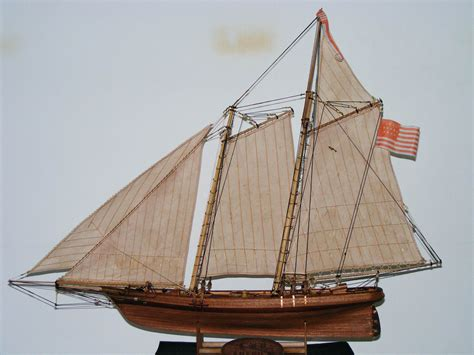 Ship Wood Model Ship Kit American Kml02 Kml02 88 00 Model