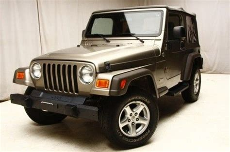 automobile air conditioning service 2006 jeep wrangler interior lighting purchase used we finance 2006 jeep wrangler x 4wd cdplayer airconditioning convertible in