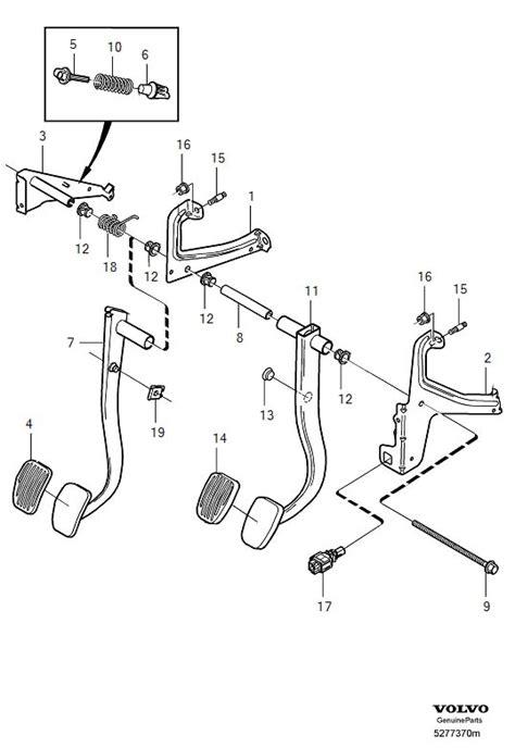 brake pedal assembly diagram brake pedal assembly diagram best free home design