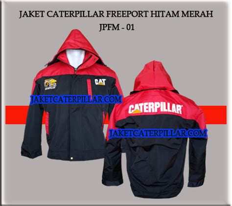 Jaket Cat Freeport jaket caterpillar jaket caterpillar harga murah