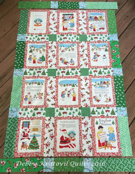 Quilt Panels by Debby Kratovil Quilts Soft Book Panels To Quilts