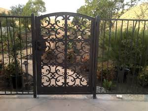 decorative garden gates home depot wrought iron driveway gates designs
