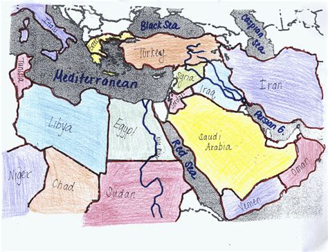 ancient middle east map mesopotamia mr guerriero s december 2011