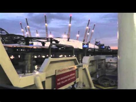 thames clipper youtube masthouse terrace pier to woolwich by thames clipper the