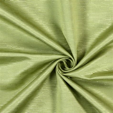 Curtains in Bamboo Fabric   Sage (7143/638)   Prestigious Textiles Bamboo Fabrics Collection