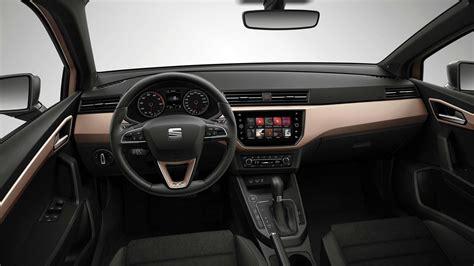 seat ibiza interni seat ibiza 2017 con la nueva plataforma mqb a0 mega autos