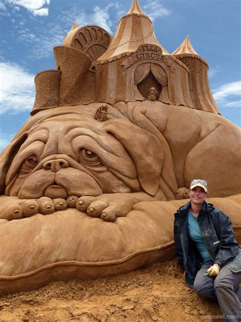 imagenes muy impresionantes 30 incredible and beautiful sand sculptures for your