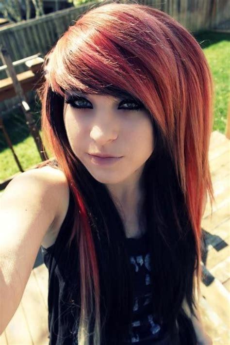 Imagenes De Peinados Tipo Emo | la moda en tu cabello peinados y cortes de pelo estilo