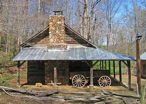 Foxfire Cabin by Foxfire Museum