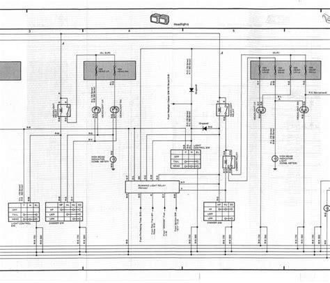 toyota landcruiser alternator wiring diagram 65 mustang