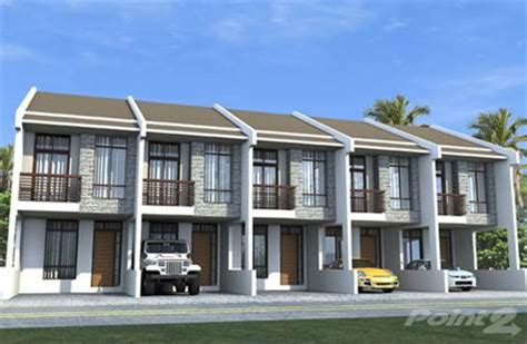 design of apartment in the philippines two storey townhouse at sola plains talamban cebu city