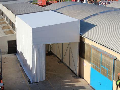 coperture per capannoni capannoni e coperture automontanti mobili smontabili