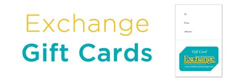 Exchange Gift Cards For Amazon - gift cards childcareexchange com