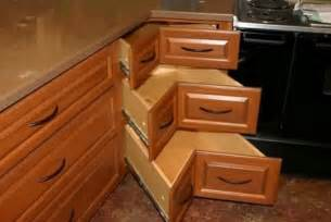 Drawers Kitchen Cabinets Diy Corner Cabinet Drawers